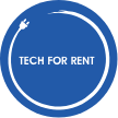 TECH FOR RENT Logo