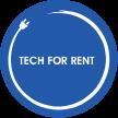 TECH FOR RENT Logo